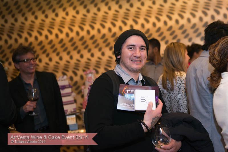 Artvesta Wine & Cake Event 0414-102