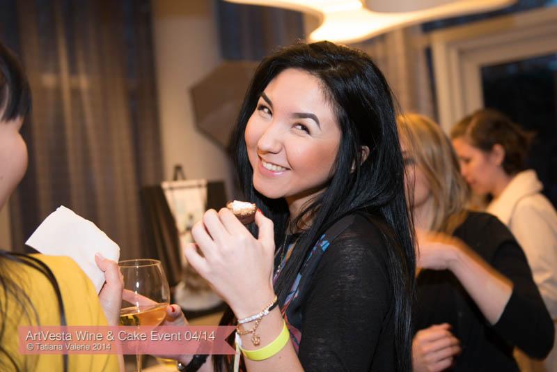 Artvesta Wine & Cake Event 0414-61