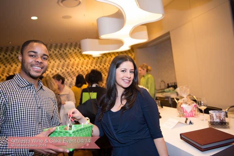 Artvesta Wine & Cake Event 0414-63
