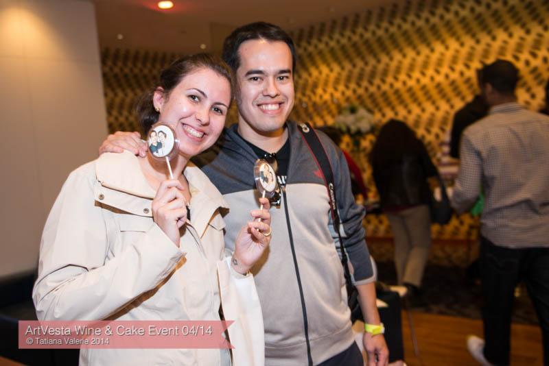 Artvesta Wine & Cake Event 0414-64