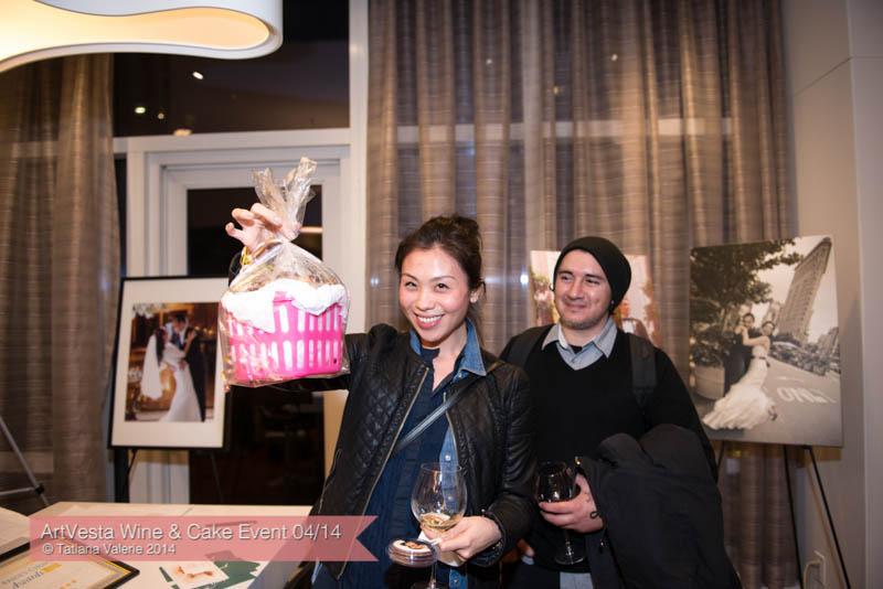 Artvesta Wine & Cake Event 0414-65