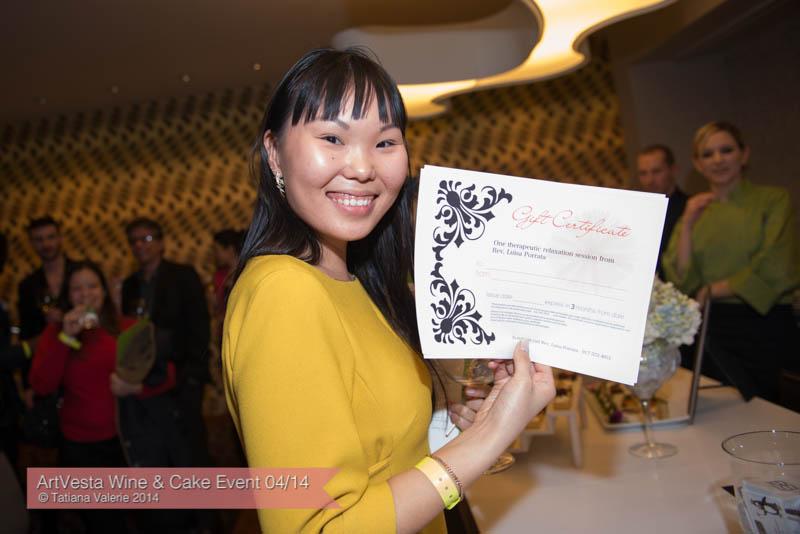 Artvesta Wine & Cake Event 0414-68