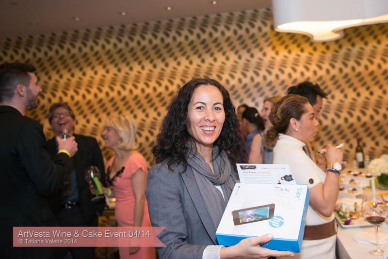 Artvesta Wine & Cake Event 0414-98