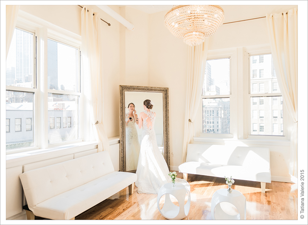 Midtown Loft and terrace bride