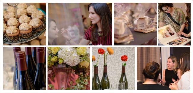 Banner Artvesta Wine & Cake Event