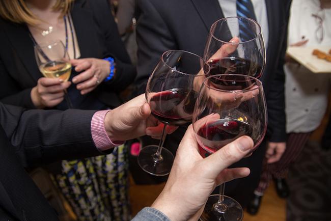 Artvesta Wine and Cake event 001