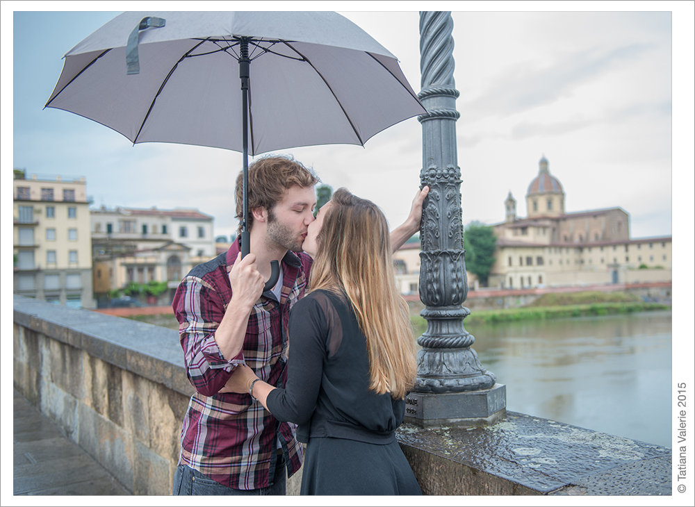 Kayla & Joe Photoshoot in Florence Italy 001