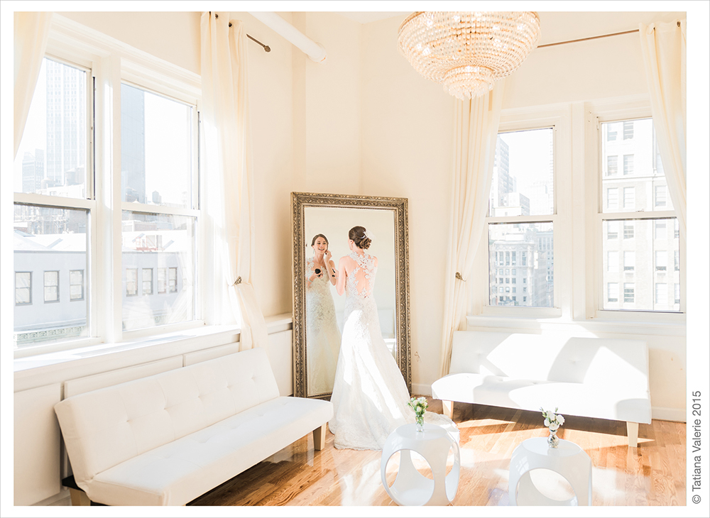 Carlton hotel, Midtown Loft & Terrace Wedding