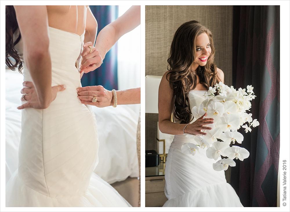 Luxury wedding at Essex House NYC