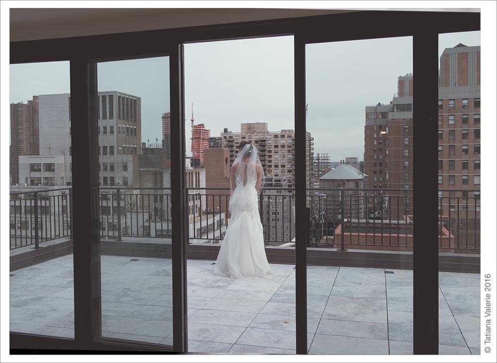 The Marmara Park Ave, Midtown Loft & Terrace Wedding