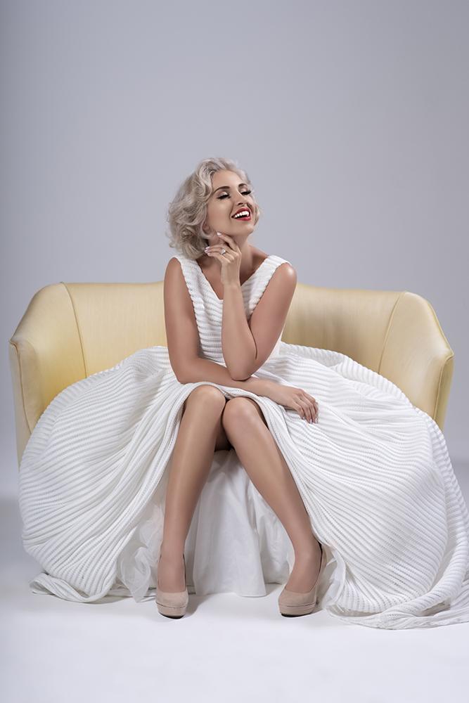 Bridal Fashion photography by Tatiana Valerie